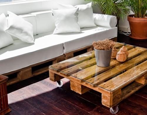 Pallets: Muebles y decoración